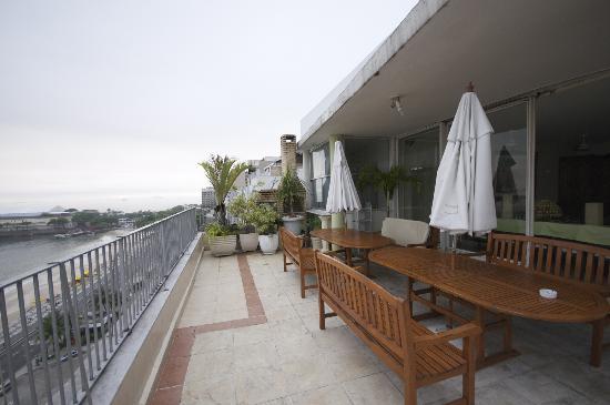 Rio Guest House ( Marta's Guest House): Terrazzo