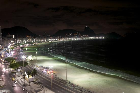 Rio Guest House ( Marta's Guest House): Panorama dal terrazzo