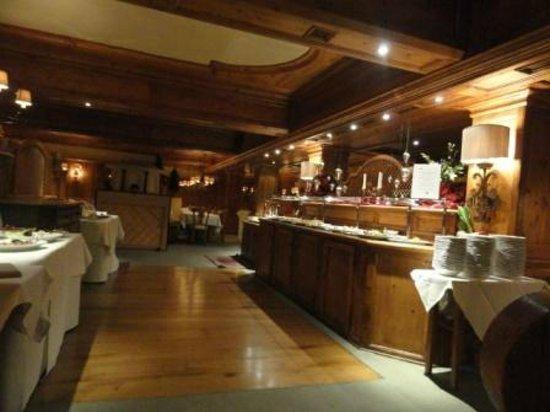 Lindner Parkhotel & Spa Oberstaufen: Buffetbereich
