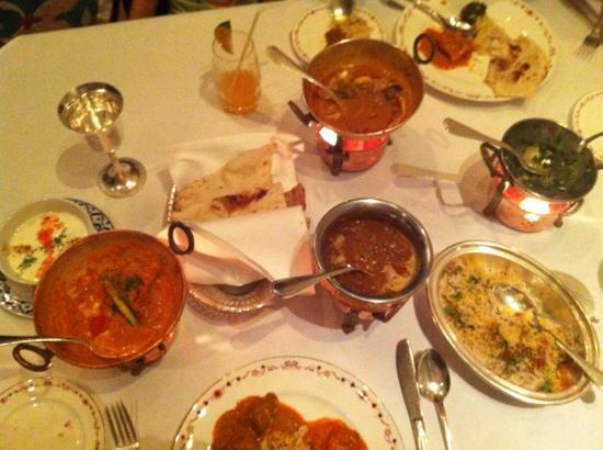 """Rang Mahal Restaurant: plat de résistance """"découverte"""" copieux"""