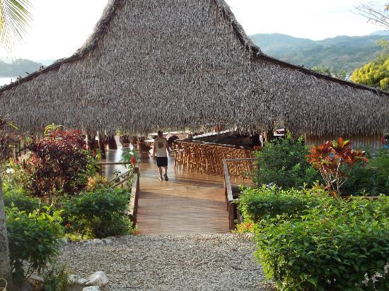 Hotel Guanamar: restuarant