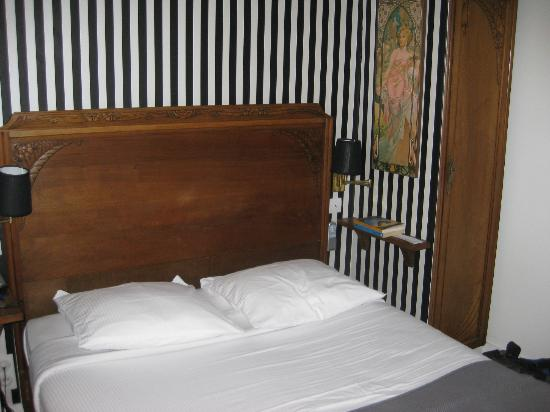 Hotel du Haut Marais: Bedroom