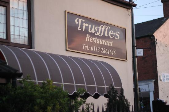 Truffles: Exterior