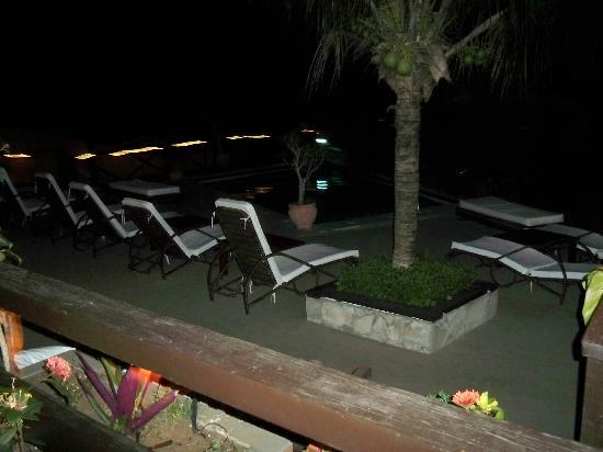 Pousada Vila do Sol : pile de noche