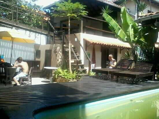 Che Lagarto Hostel Buzios: Hostel dos hermanos