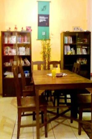 The Munajat Backpacker: library