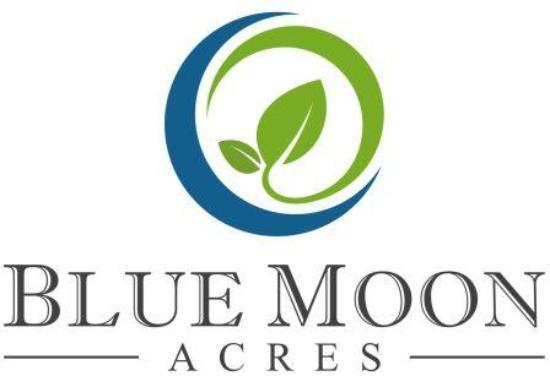 Blue Moon Acres: Blue Moon's logo