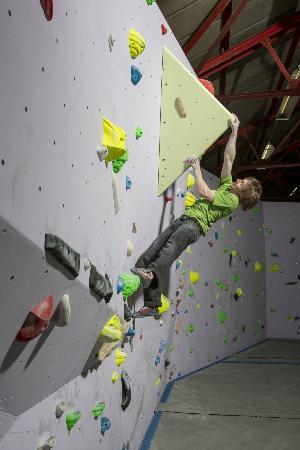 Eden Rock: Climbing