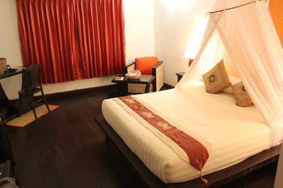 Pavillon Indochine Hotel: Zimmer