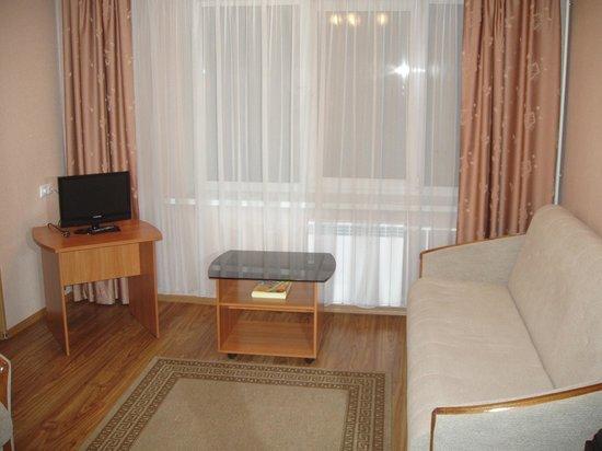 Hotel Rus: Полулюкс. Жилая зона