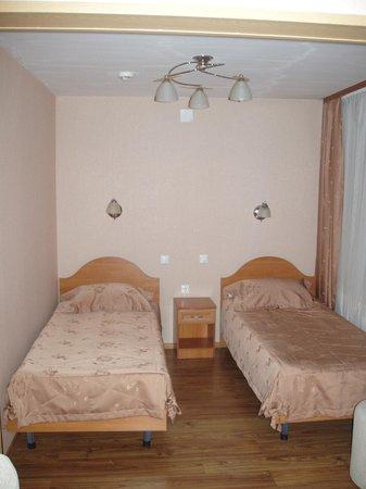 Hotel Rus: Полулюкс. Спальня