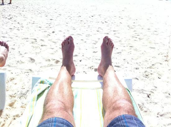 Stanza Mare: Beach