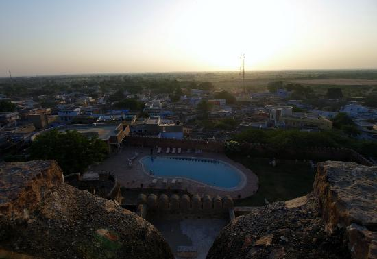 Khejarla India  City new picture : Hotel Grounds Picture of Fort Khejarla, Khejarla TripAdvisor