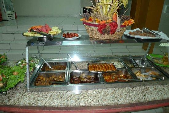 Casa da Pamonha: The excellent lunch buffet