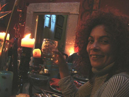 Casona Rosa: PAMELA CELEBRATING THANKSGIVING DAY