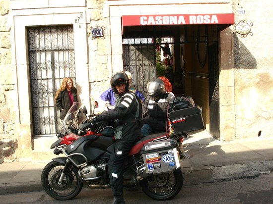 Casona Rosa: GOOD TRAVEL FRIENDS