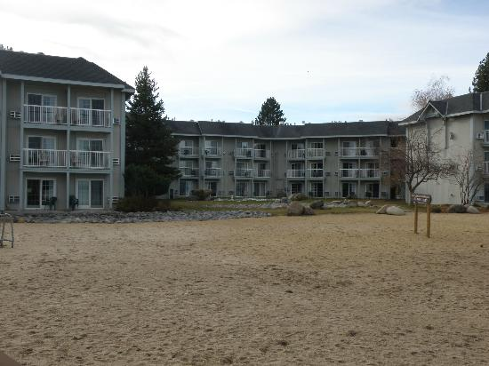 Beach Retreat & Lodge at Tahoe: Habitaciones en la playa