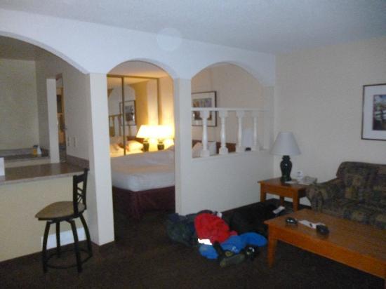 Mardi Gras Hotel & Casino: room