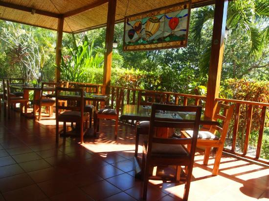 Hotel Bula Bula: Comedor: un desayuno espectacular
