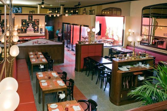 Tribeca Restaurante - Brasserie: A sala