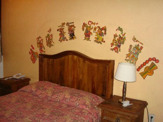 Posada Catarina Hotel: habitaciones cencilla cama doble