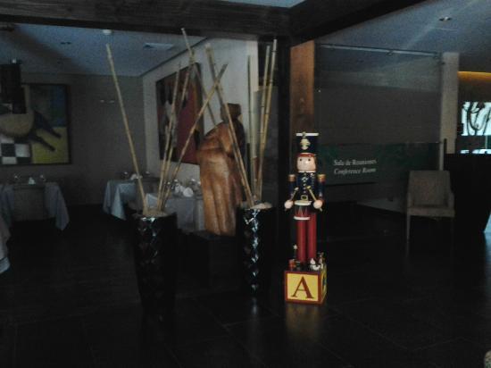 Studio Hotel: HOTEL Y ALREDEDOR