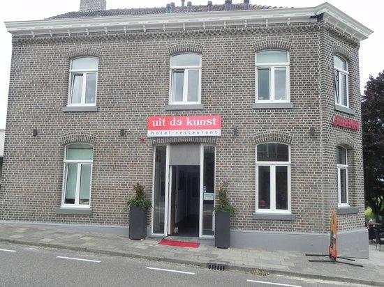 Hotel Restaurant Uit De Kunst