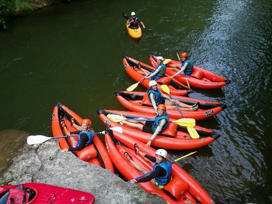 Green River Adventures: Guided IK Trip