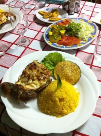 La Casa del Chef (Rolando y Marisol): amazing diner!