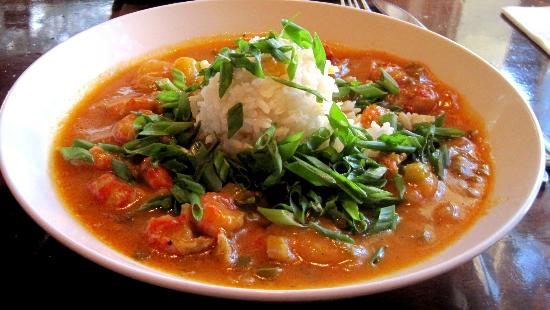Harry's Seafood Bar & Grille: Crawfish & Shrimp Etouffee