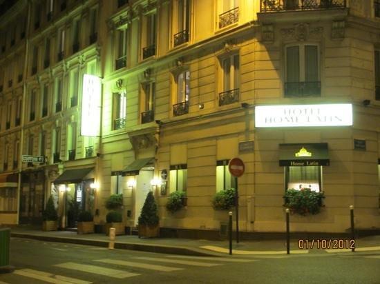 Hotel Le Home Latin: Хороший отель в безопасном месте
