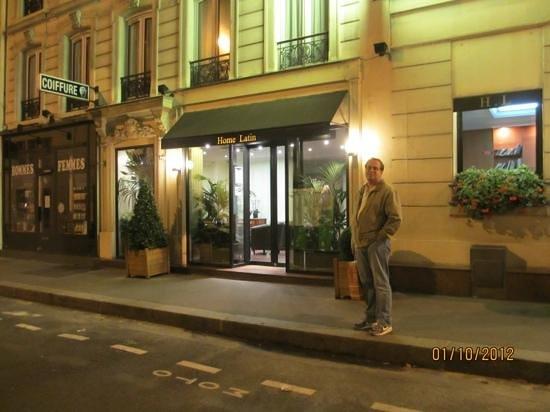 Hotel Le Home Latin: Уютное место для романтических пар