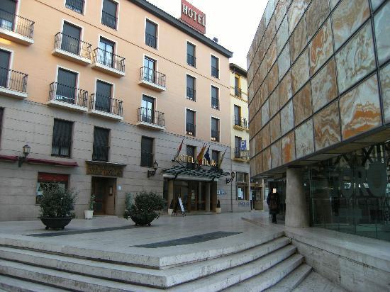 Hotel Tibur: exterior del hotel