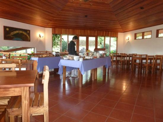 Arco Iris Lodge: Frühstück
