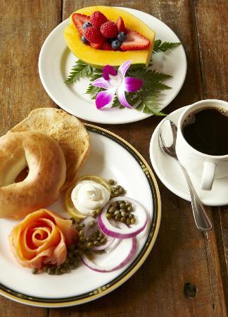 Lotus Honolulu at Diamond Head: A La Carte Breakfast Choices ($)
