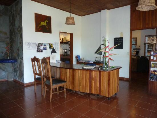 Arco Iris Lodge: Lobby