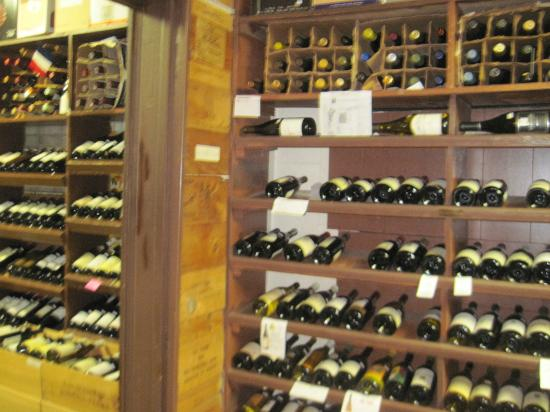 Wine & Cheese Gallery : Hard decisions ..... so many to choose from