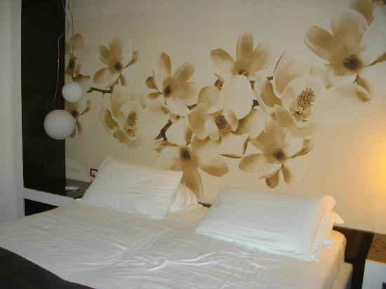 Fabio Massimo Design Hotel: Camera da letto..