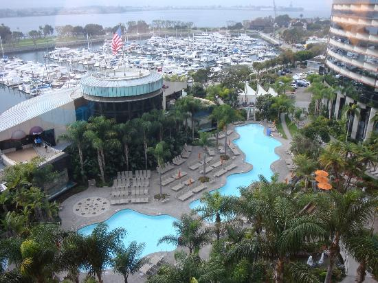 Marriott Marquis San Diego Marina: grounds