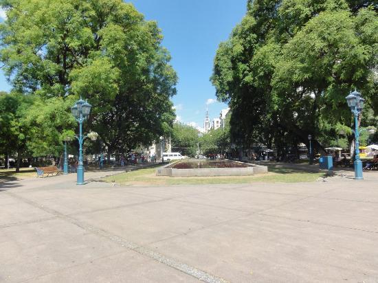 Hotel Nutibara: Plaza Independencia is just one block away
