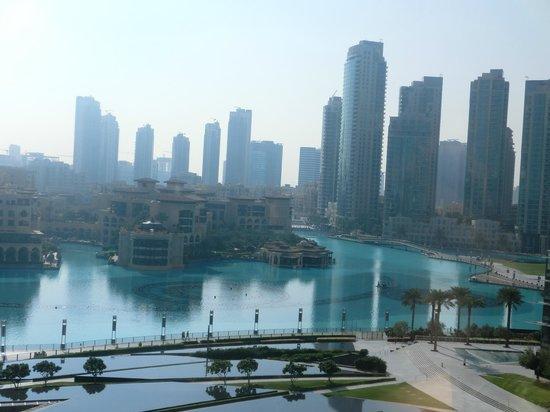 Armani Hotel Dubai: Ausblick vom Zimmer