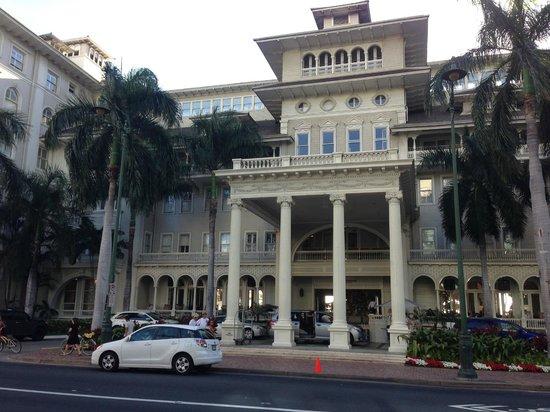 Waikiki Resort Hotel: Hotel Moana !! Ponto turistico.