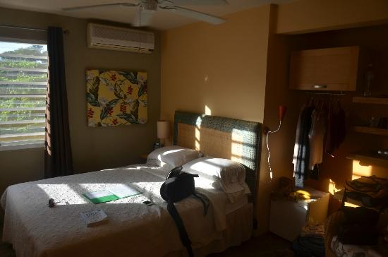 Casa de Amistad: our room