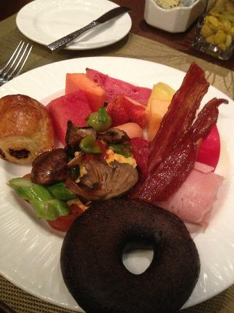JW Marriott Hotel Bogota: Breakfast