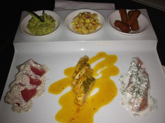 JW Marriott Hotel Bogota: Ceviche