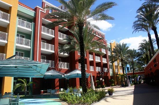 Renaissance Curacao Resort & Casino: Hotel