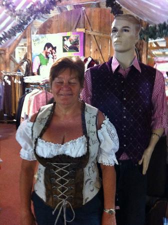 Kirchham, Niemcy: Einkauf im Haslinger Hof