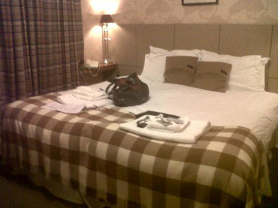 Ogstons On North Street: comfortable well decorated room