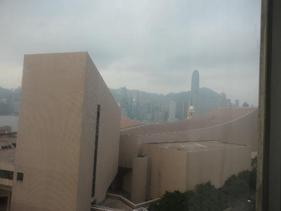 The Salisbury-YMCA of Hong Kong: Morning view 1