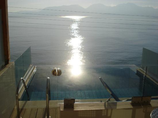 Miramare Resort & Spa : Private pool